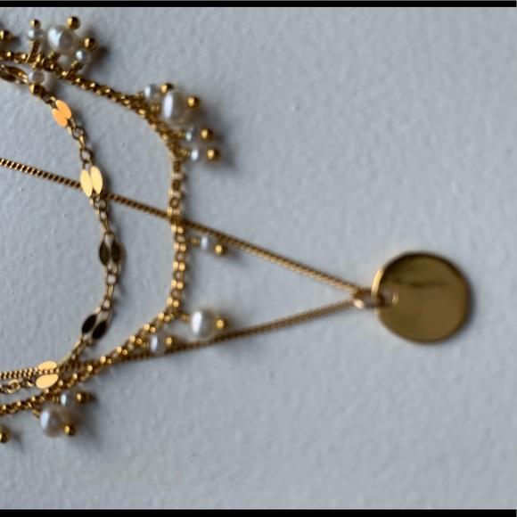 Chan Luu Jewelry - Chan Luu Layered Stone & Pendant Necklace